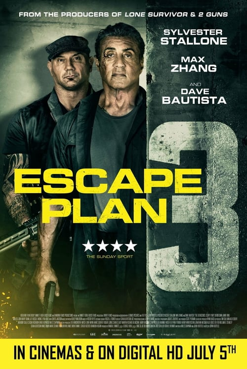 "movie ""Escape Plan: The Extractors"""