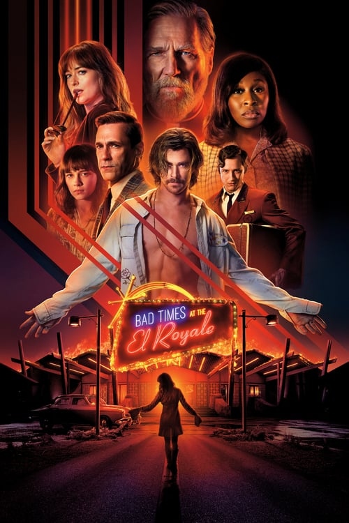 "movie ""Bad Times at the El Royale"""