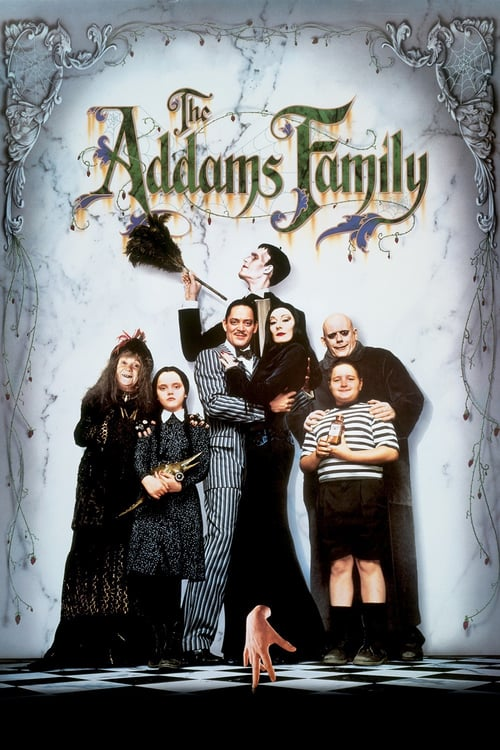 "movie ""The Addams Family"""