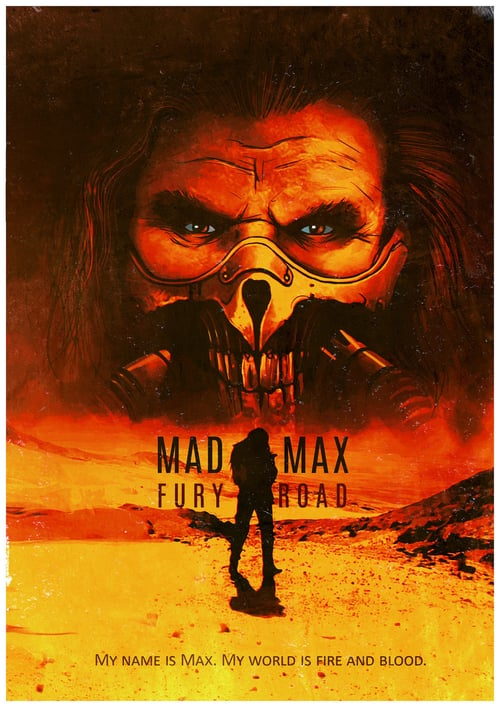 "movie ""Mad Max: Fury Road"""