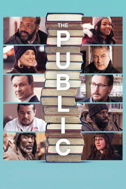 "movie ""The Public"""