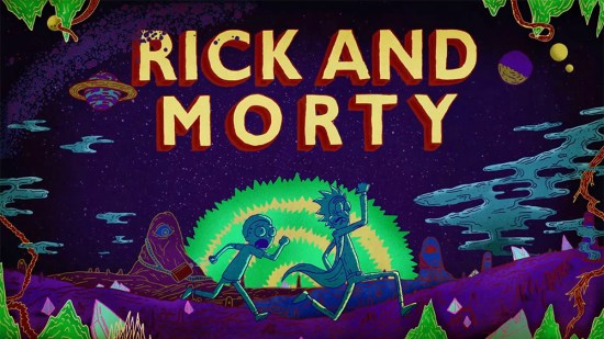 Rick & Morty 4×3