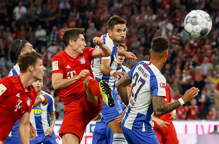 Hertha Vs Bayern Live Stream