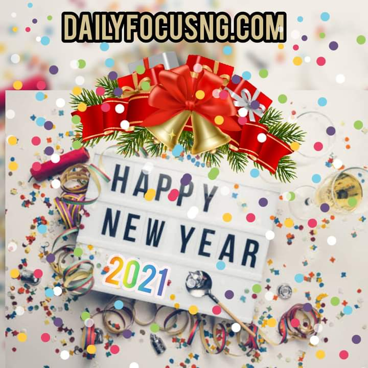 January 1st 2021: Happy New Year Messages, Wishes, SMS and Quotes, you can send to your love ones
