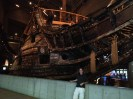 A BIG ship. indoors. Awesome.