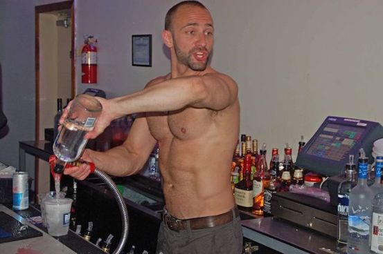 Daily Freier Tel Aviv Pride Week Popular Tel Aviv Bartender Rumored to be Straight
