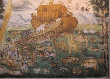 Noah's Ark Daily Freier