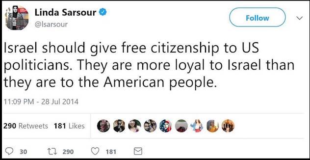 Dual-Loyalty-Linda-Sarsour-Israellycool