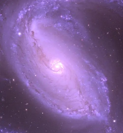 Image of the Day The Blinding Beauty of a Supermassive