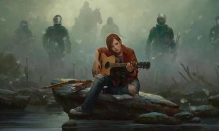 The Last of Us Part II - (C) Naughty Dog