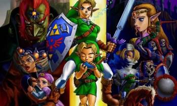 The Legend of Zelda: Ocarina of Time - (C) Nintendo