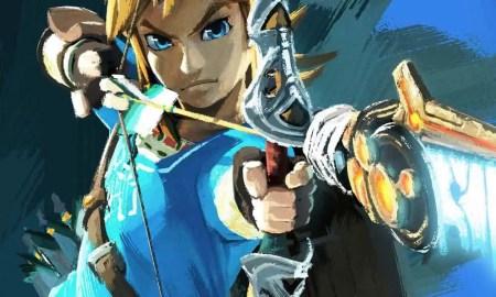 The Legend of Zelda: the Breath of the Wild (C) Nintendo