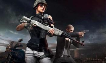 PlayerUnknown's Battlegrounds - (C) Bluehole