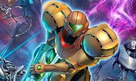 Metroid Prime Trilogy - (C) Nintendo