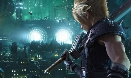 Final Fantasy 7 Remake - (C) Square Enix