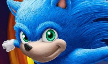 Das erste Bild von Sonic, aus seinem gleichnamigen Film.