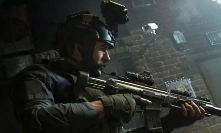 Call of Duty: Modern Warfare - (C) Activision