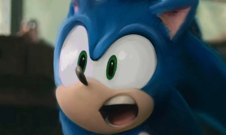 Sonic Fan-CGI von @virtanderson (Twitter)