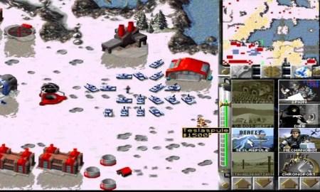 C&C Alarmstufe Rot - (C) Westwood, EA