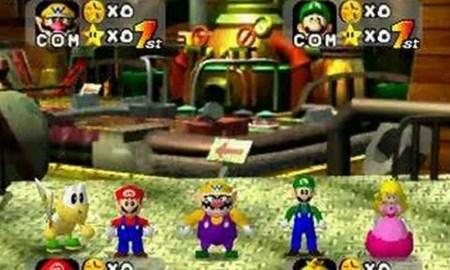 Mario Party 64 - (C) Nintendo