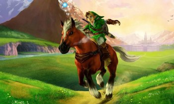The Legend of Zelda: Ocarina of Time - (C) Nintendo, via GetWallpapers.com