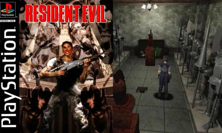 Resident Evil - (C) Capcom
