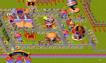 Theme Park - (C) Bullfrog