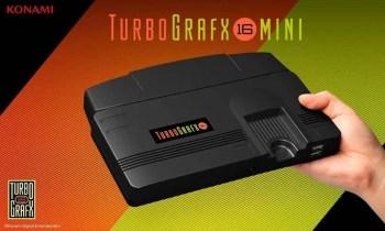 Turbografx-16 Mini von Konami