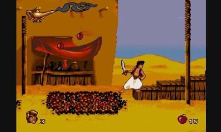 Aladdin - (C) SEGA