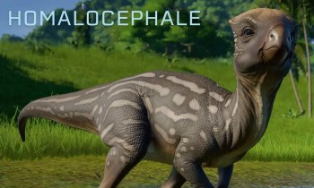 Jurassic World Evolution - (C) Frontier