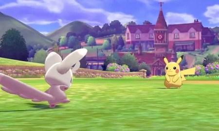 Pokemon Sword and Shield - (C) Nintendo