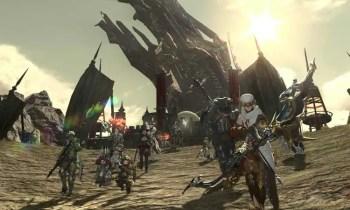 Final Fantasy 14 - (C) Square Enix