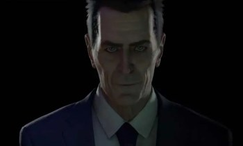 G-Man aus Half-Life: Alyx - (C) Valve
