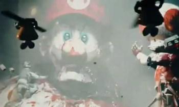 Super Mario Bros. als Shooter?