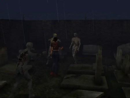 Resident Evil: Code Veronica ©Capcom