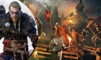 Assassin's Creed Valhalla erscheint Ende 2020 für PC, PS4, PS5, Xbox One, Xbox Series X - (C) Ubisoft