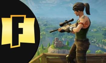Fortnite: Weniger Schaden für das schwere Scharfschützengewehr? - (C) Epic Games