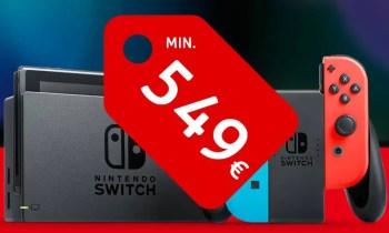 Nintendo Switch Preis