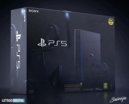 PS5 Verkaufseinheit
