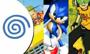 Sega Dreamcast Games-Auswahl - (C) Sega