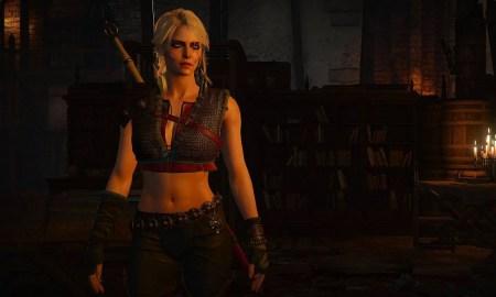 Ciri in The Witcher 3: Wild Hunt - (C) CD Projekt Red