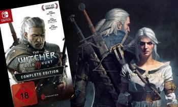 The Witcher 3 - Wie viele 18+ Spiele kennt ihr noch für die Nintendo Switch?