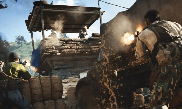 Call of Duty: Black Ops Cold War - (C) Activision