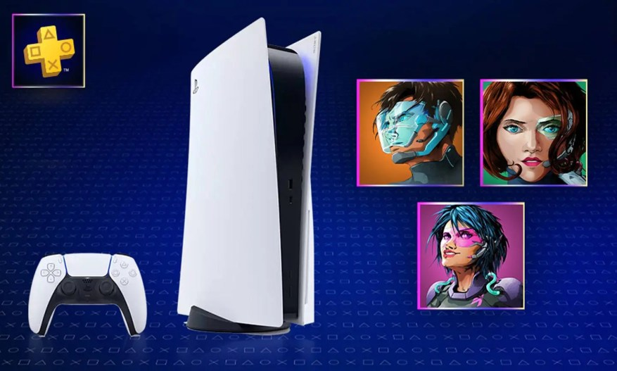 With the PS Plus Trophy Challenge you have the opportunity to win a PS5.  - Image: PlayStation