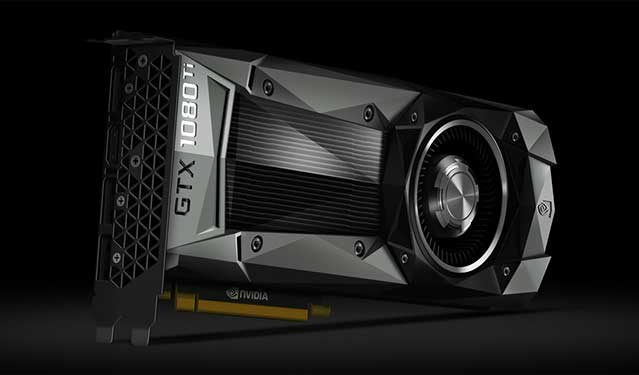 Nvidia GTX 1080 Ti Specifications Announced
