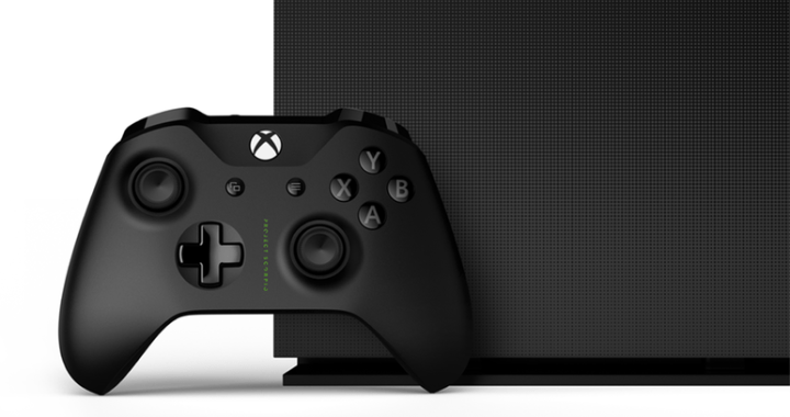 Microsoft Release Pre Orders For Xbox One X Project Scorpio Edition Limited Numbers