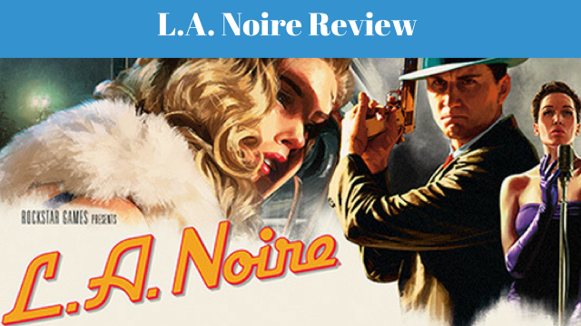 L.A. Noire Xbox One X Review