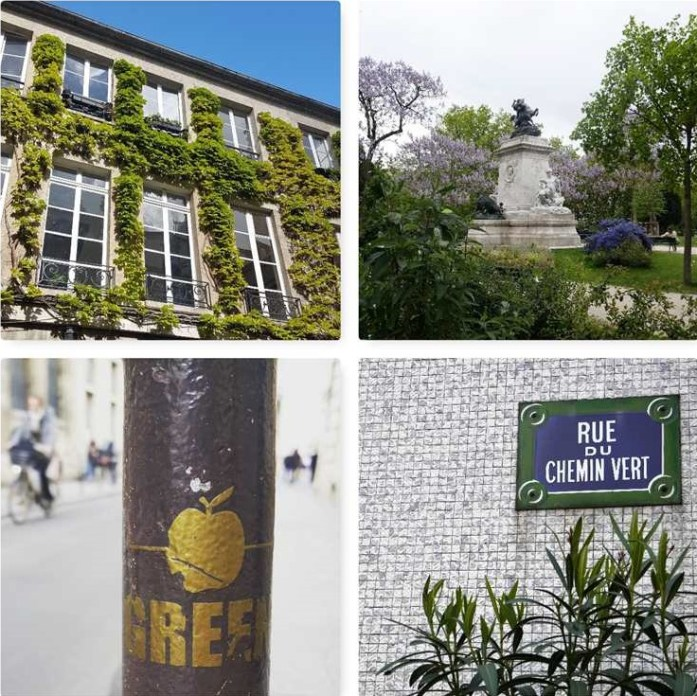 Le Marais Green Paris