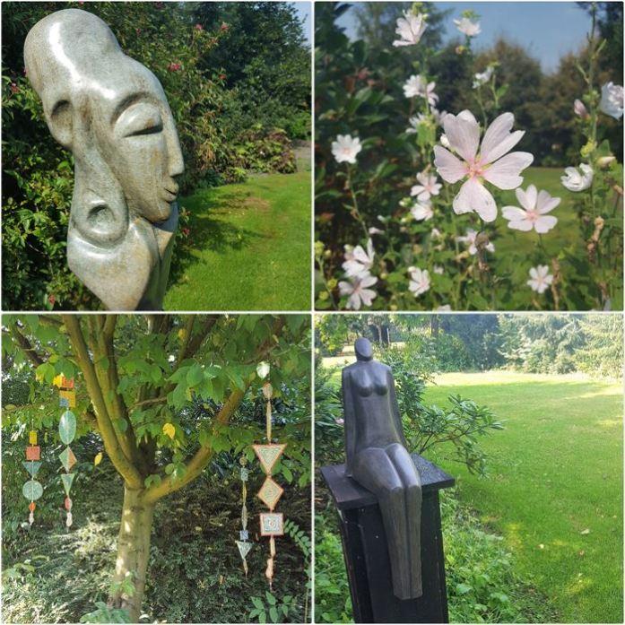 art in the garden Dailygreenspiration