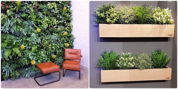 Diy Trend Kruidentuin : Verticaal groen is very trendy u dailygreenspiration